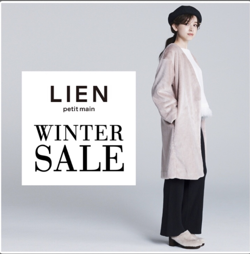 ☆LIEN ALL 50%OFF☆