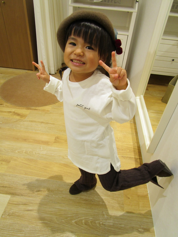 こんにちは☆イオンモール新小松です(*^^*)