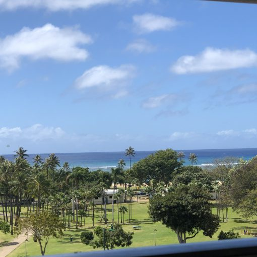 ハワイの現状と娘の発表会