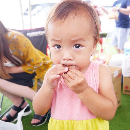 1歳半の肉食女子