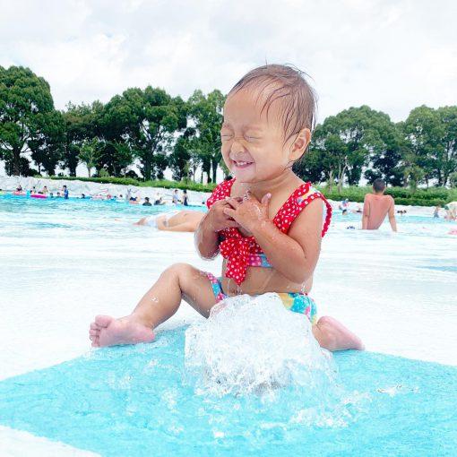 夏といえばプール!