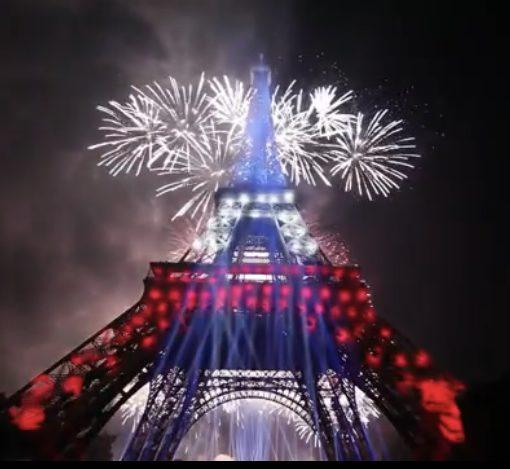 フランス革命記念日 14 juillet