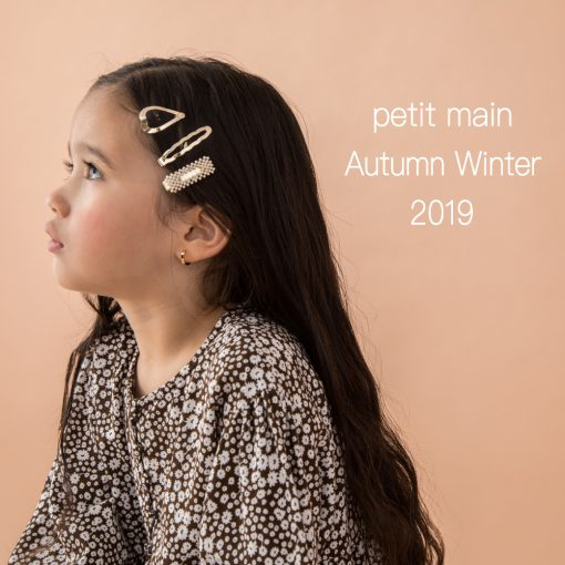 petit main 2019 Autumn & Winter Collection公開!