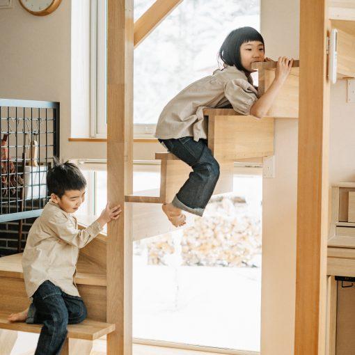 家のこと〜階段〜