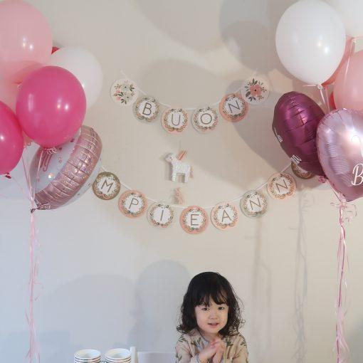 次女3歳になりました