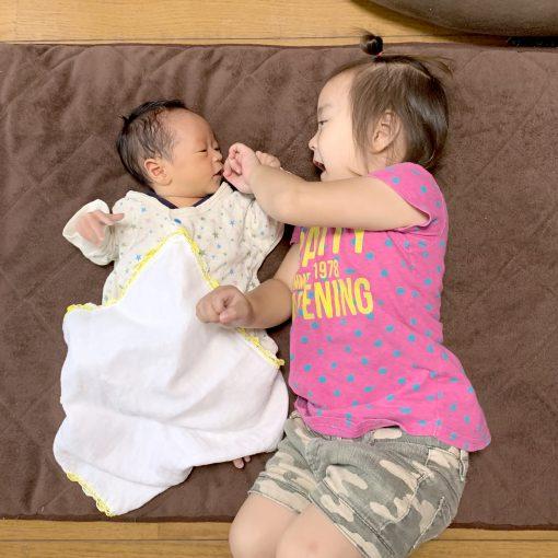 三女の赤ちゃん返り