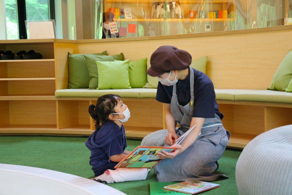 リゾナーレ那須 星野リゾート ホテル 家族旅行 託児 ワーケーション
