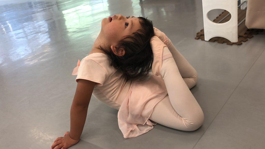 子供バレエ バレエ