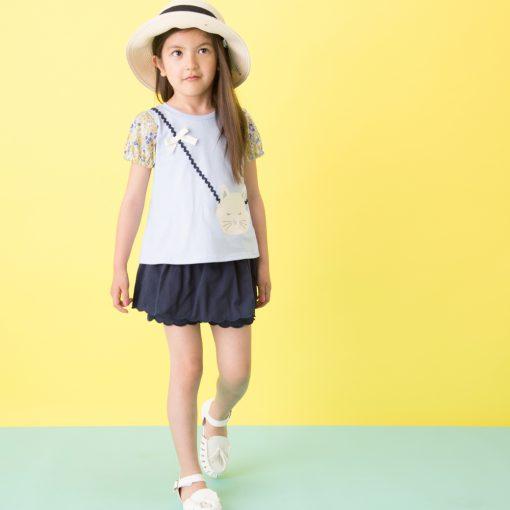 夏は爽やかカラーでデザインTシャツを着る!